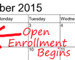 Open Enrollment for 2016